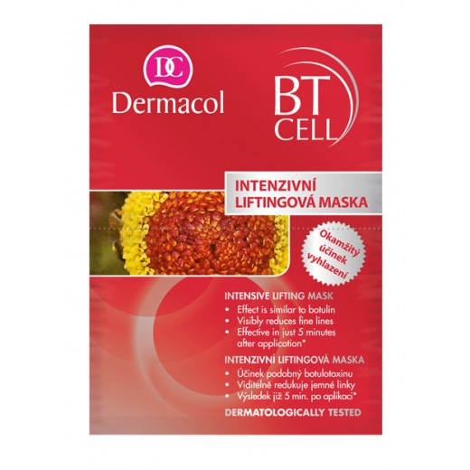 Dermacol Bt cell интензивна стягаща маска