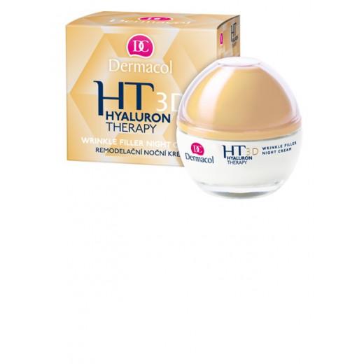 Dermacol Нощен крем за лице с чиста хиалуронова киселина