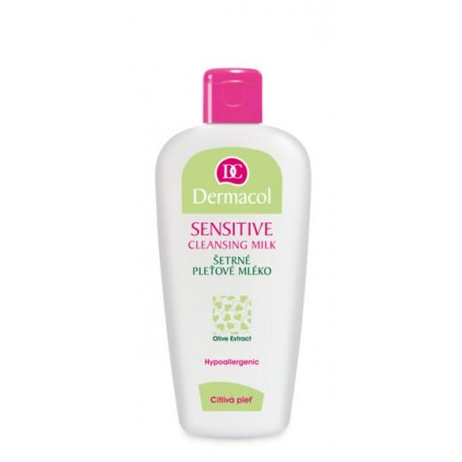 Dermacol почистващо мляко за чувствителна кожа