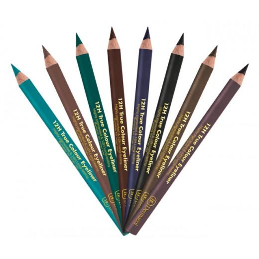 Dermacol 12H True Colour Eyeliner дълготраен молив за очи