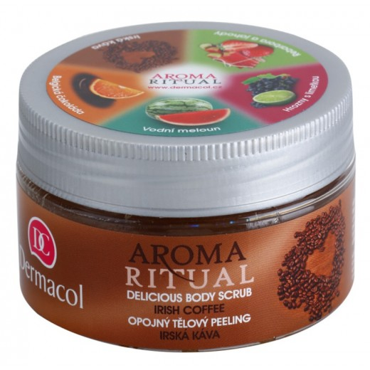 Dermacol Aroma Ritual опияняващ скраб за тяло