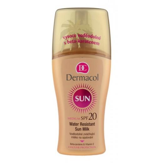 Dermacol Sun Water Resistant слънцезащитетен лосион със  SPF 20