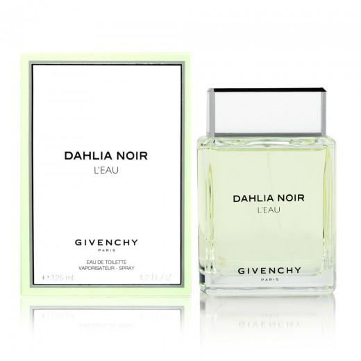 Givenchy Dahlia Noir L´Eau тоалетна вода за жени 125мл