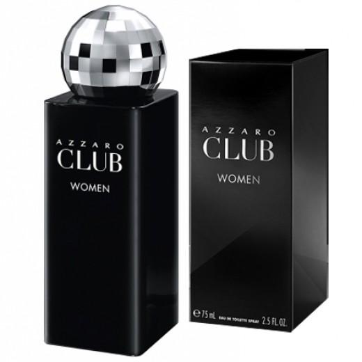 Azzaro club women тоалетна вода за жени 75мл