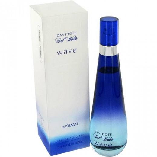 Davidoff Cool water Wave woman тоалетна вода за жени 100мл