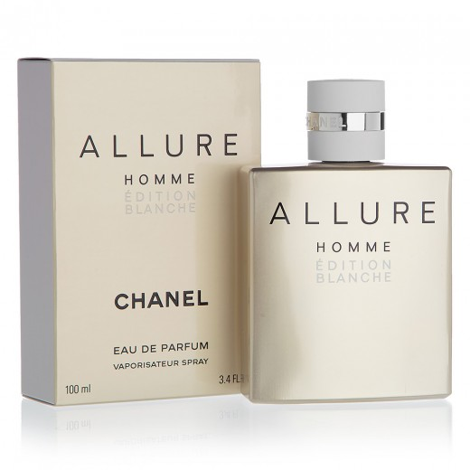 Chanel Allure Homme Édition Blanche парфюмна вода за мъже Тестер 100мл