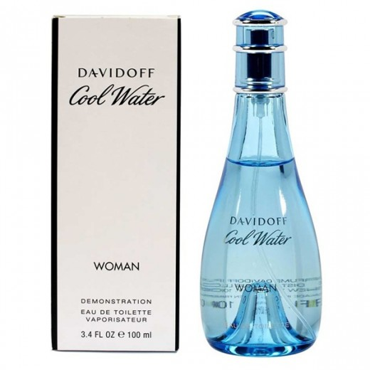 Davidoff Cool Water Woman тоалетна вода за жени Тестер 100мл
