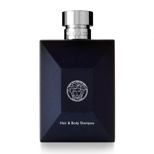 Versace pour homme Hair&Body Shampoo 250 ml.