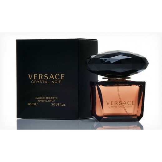 Versace Crystal Noir тоалетна вода за жени 90мл