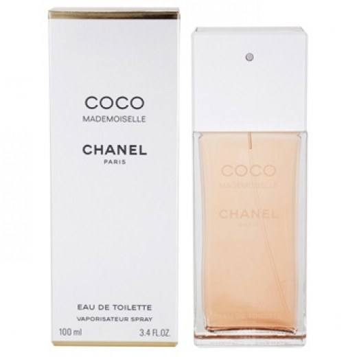 Chanel Coco Mademoiselle тоалетна вода за жени 100мл