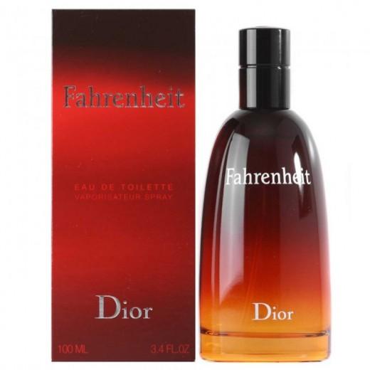 Dior Fahrenheit тоалетна вода за мъже 100мл