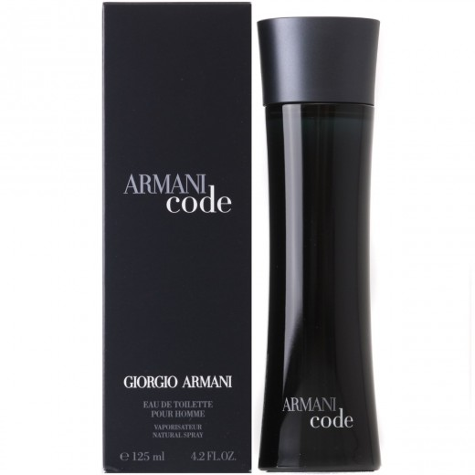 Armani Code pour homme тоалетна вода за мъже 125мл