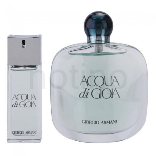 Armani Acqua di Gioia подаръчен комплект- Парфюмна вода 100мл + парфюмна вода 20мл