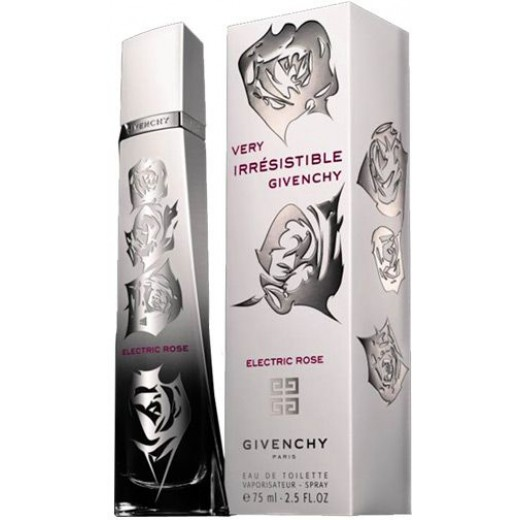 Givenchy Very Irresistible Electric Rose тоалетна вода за жени 75мл