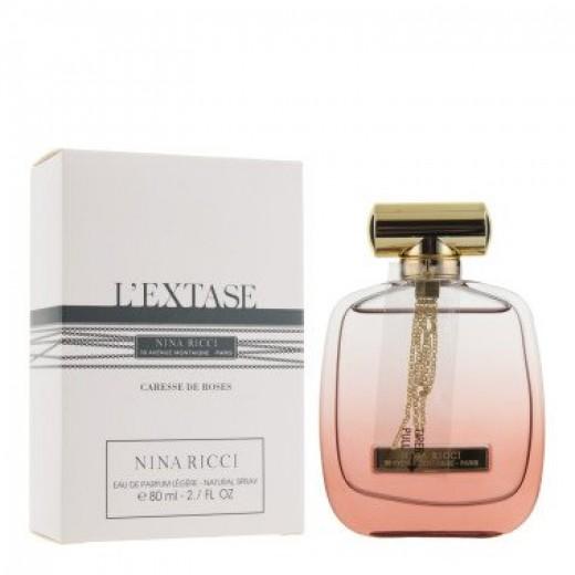 Nina Ricci L'Extase Caresse de Roses парфюмна вода за жени Тестер 80мл