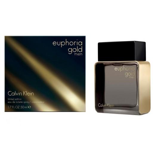 CK Euphoria Gold men 100мл
