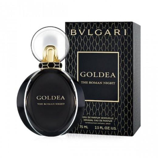 BVLGARI Goldea The Roman Night парфюмна вода за жени 75 мл.
