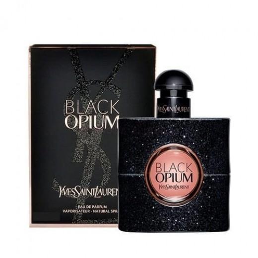 Yves Saint Laurent Black Opium парфюмна вода за жени 150 мл
