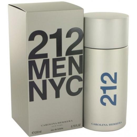 Carolina Herrera 212 NYC Men тоалетна вода за мъже 200 мл.