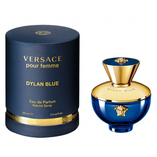 Versace Dylan Blue Pour Femme парфюмна вода за жени 100 мл.