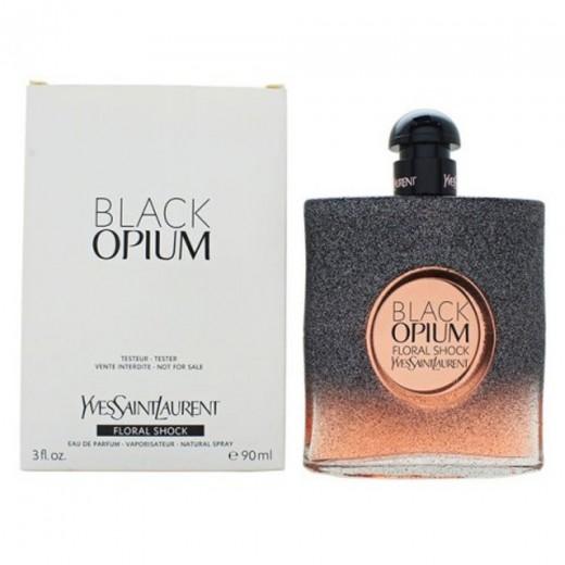 Yves Saint Laurent Black Opium Floral Shock парфюмна вода за жени 100 мл. - Тестер