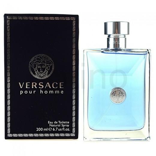 Versace pour Homme тоалетна вода за мъже  200мл