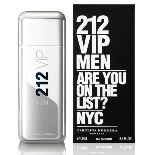 Carolina Herrera 212 VIP Men 200мл