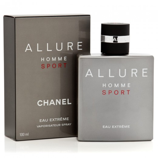 CHANEL Allure Homme Sport Eau Extreme парфюмна вода за мъже 100 мл