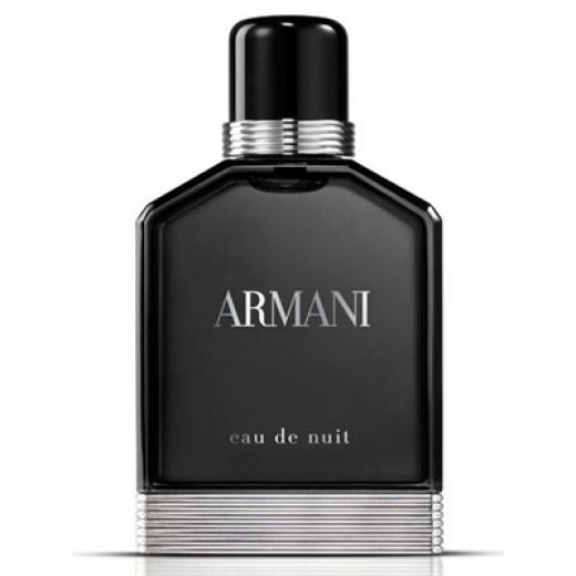 Armani Eau De Nuit тоалетна вода за мъже 100мл