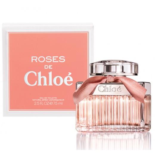 Chloé Roses de Chloé тоалетна вода за жени Тестер 75мл