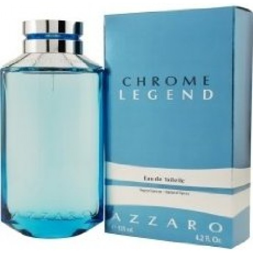Azzaro Chrome Legend 125мл