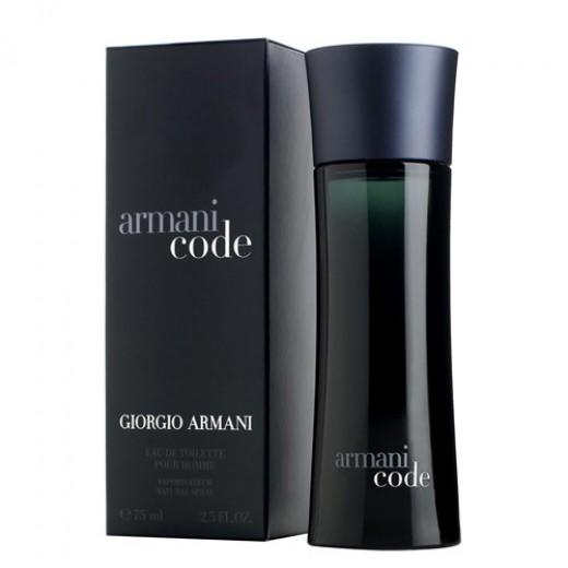 Armani Code pour homme тоалетна вода за мъже Тестер 75мл