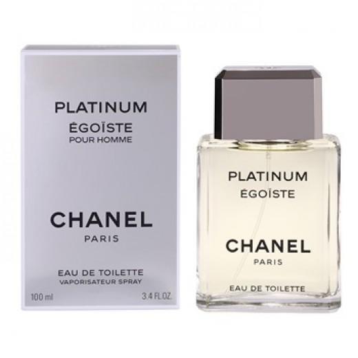 Chanel Egoiste Platinum тоалетна вода за мъже 100мл