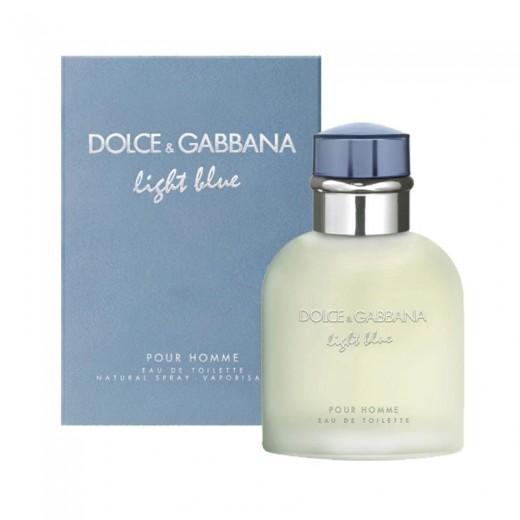Dolce & Gabbana Light Blue Pour Homme тоалетна вода за мъже Тестер 125мл