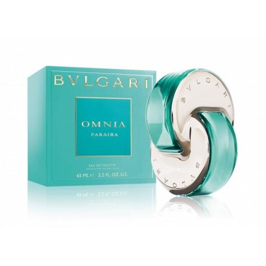 Bvlgari Omnia Paraiba тоалетна вода за жени Тестер 65мл