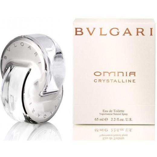 Bvlgari Omnia Crystalline тоалетна вода за жени Тестер 65мл