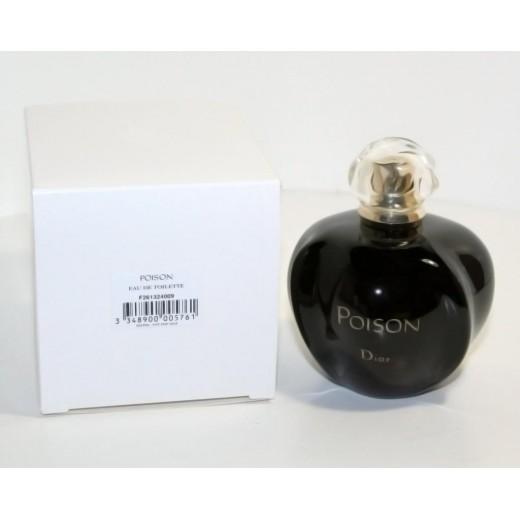 Dior Poison Eau de Toilette тоалетна вода за жени Тестер 100мл