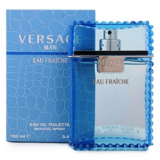 Versace Eau Fraiche Man тоалетна вода за мъже 200мл