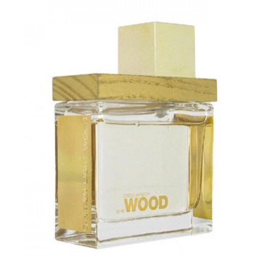 WOOD GOLDEN LIGHT Тестер