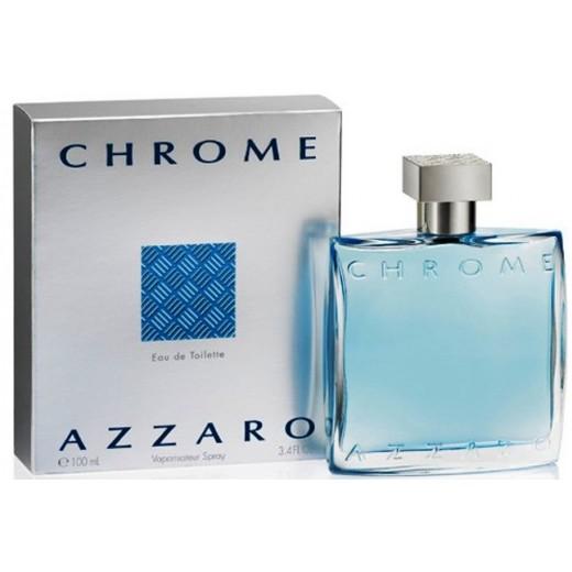AZZARO Chrome тоалетна вода за мъже 100мл Тестер 100мл