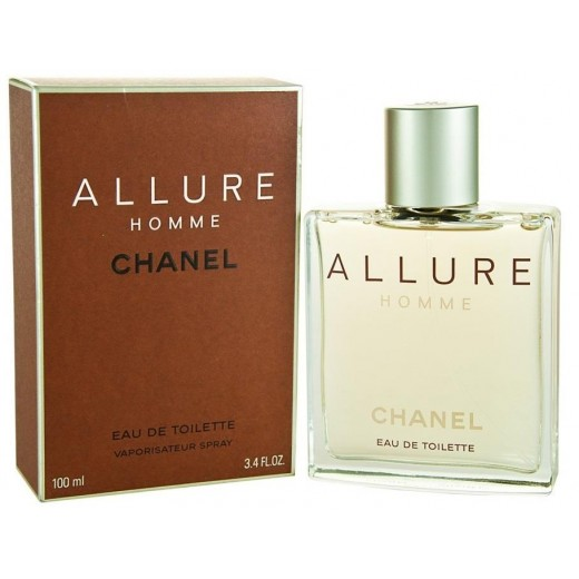 Chanel Allure Homme тоалетна вода за мъже 100мл