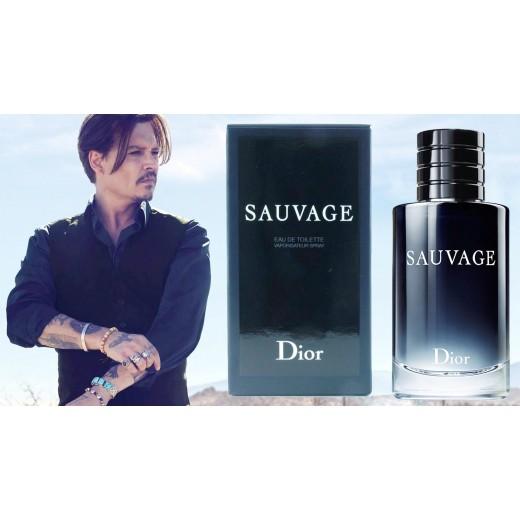 Dior Sauvage (2015) тоалетна вода за мъже 100мл