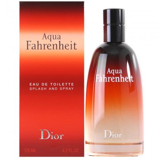Dior Fahrenheit Acqua Fahrenheit (2011) тоалетна вода за мъже 125мл