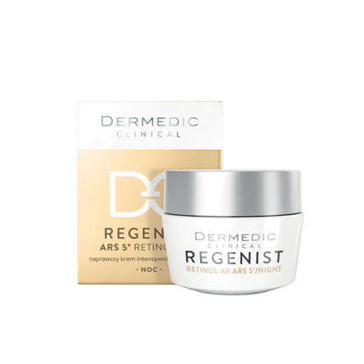 DERMEDIC REGENIST ARS 5° URSOLICAL NIGHT