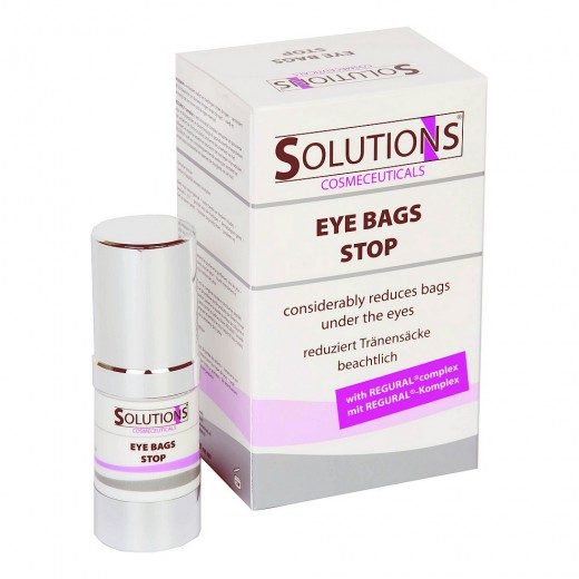 Solutions Eye Bags Stop