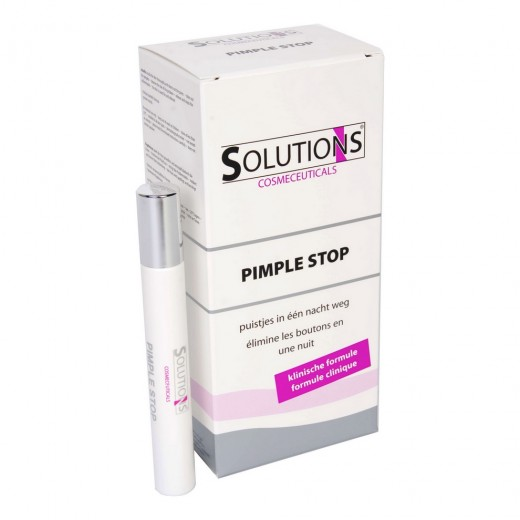 Solutions Pimple Stop