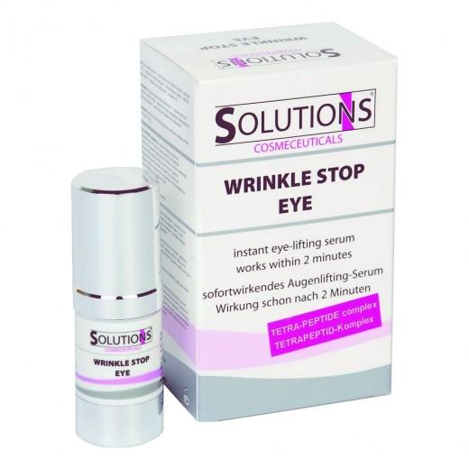 Solutions Wrinkle Stop Eye